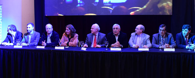 Se presentó 1ª Federación de Centros Comerciales a Cielo Abierto de Rosario y región